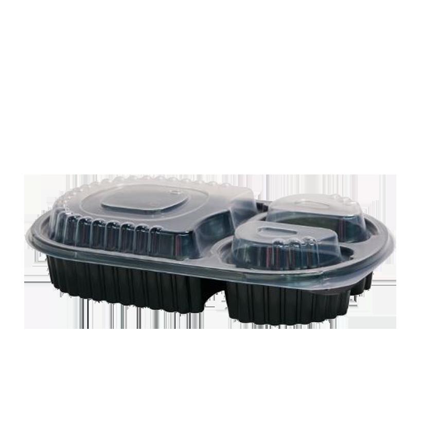 Bandeja Menú 3 compartimentos 800ml