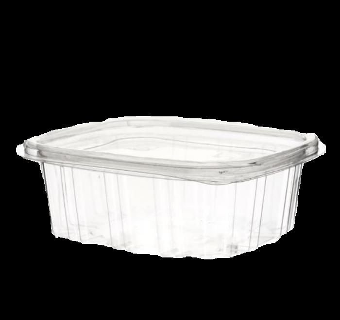 Envase bisagra tapa baja 250-1000ml
