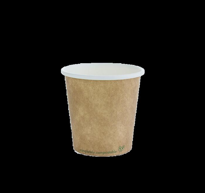 Vaso kraft compostable 125ml