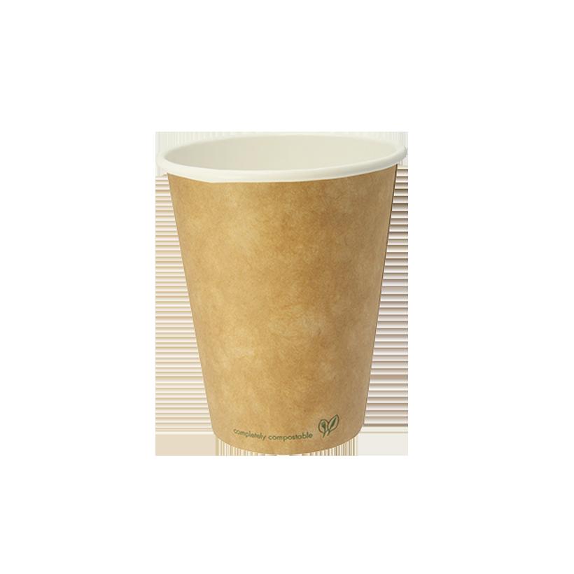 Vaso kraft compostable 250ml