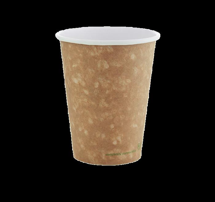 Vaso kraft compostable 350ml